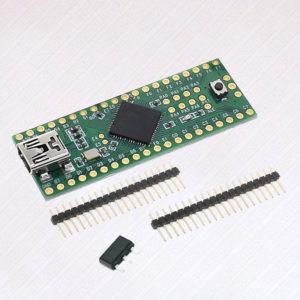 Teensy 2.0 ++ USB AVR PCB développement AT90USB1286tensy 2.0 tennsy 2.0 tensy 2.0