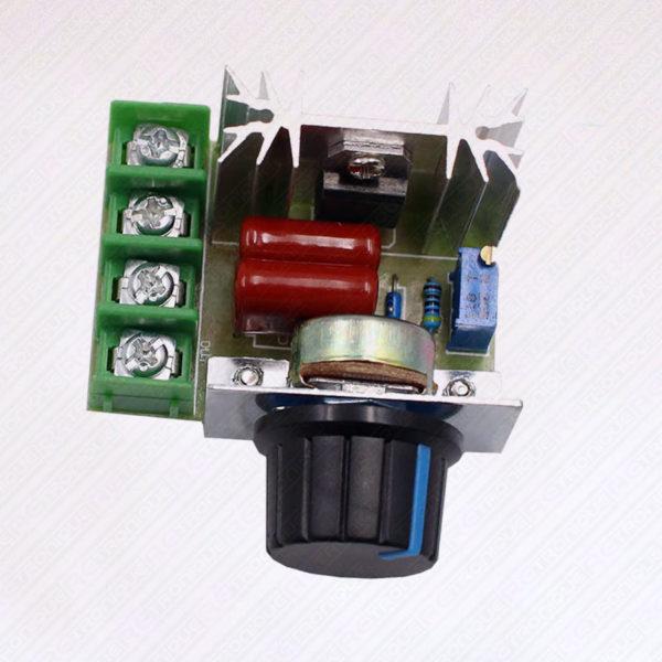 Régulateur Variateur de vitesse tension pwm AC SCR 220V 2000w moteur